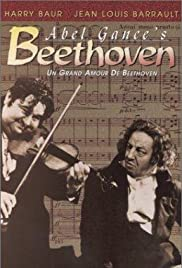 The Life and Loves of Beethoven Poster