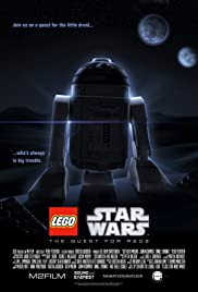Lego Star Wars: The Quest for R2-D2 Poster