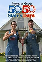 Welcome to America: 50 States 50 Days