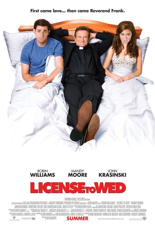Резултат с изображение за license to wed