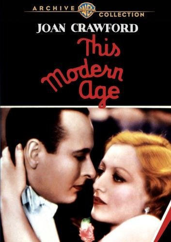 Joan Crawford and Neil Hamilton in This Modern Age (1931)