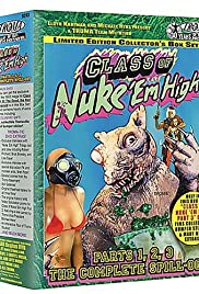 Class of Nuke 'Em High Part 3: The Good, the Bad and the Subhumanoid Poster