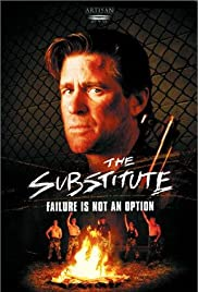The Substitute: Failure Is Not an Option Poster