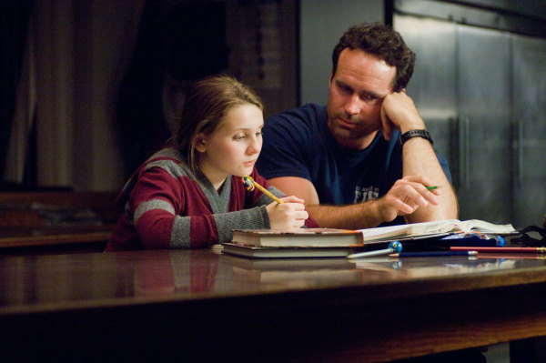 Jason Patric and Abigail Breslin in My Sister's Keeper (2009)