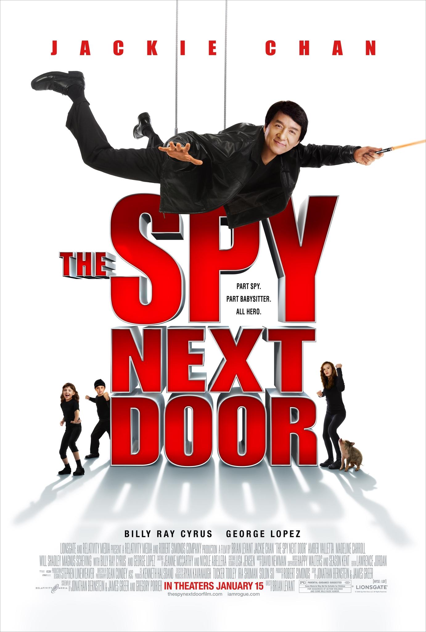 image The Spy Next Door Watch Full Movie Free Online