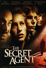 The Secret Agent (1996) Poster - Movie Forum, Cast, Reviews