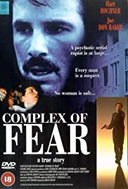 Complex of Fear (1993) Poster - Movie Forum, Cast, Reviews
