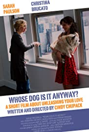 Whose Dog Is It Anyway? Poster