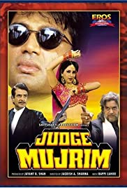 Judge Mujrim Poster