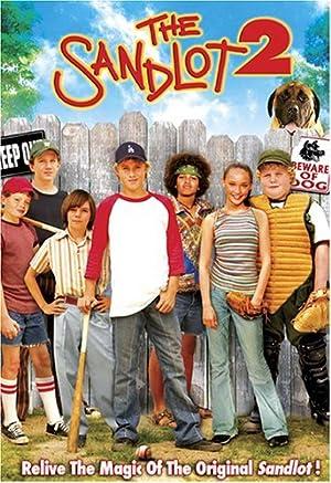 Poster Herkules und die Sandlot Kids 2
