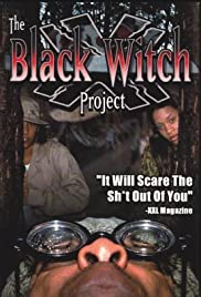 The Black Witch Project Poster