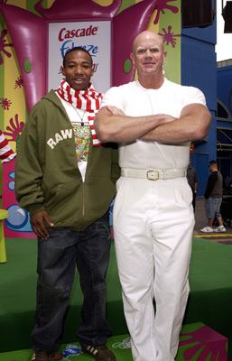 Arlen Escarpeta at an event for The Cat in the Hat (2003)