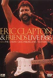 Eric Clapton and Friends Poster