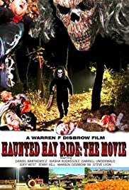 Haunted Hay Ride: The Movie Poster