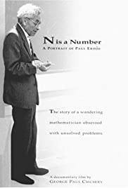 N Is a Number: A Portrait of Paul Erdös Poster