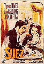 Suez Poster
