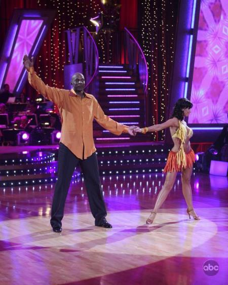 Clyde Drexler in Dancing with the Stars (2005)