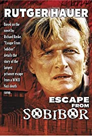 Escape From Sobibor (1987) x264 576p UNCUT WEBRiP Eng Subs {Dual Audio} [Hindi 2.0 + English 2.0] Exclusive By DREDD 1.3GB