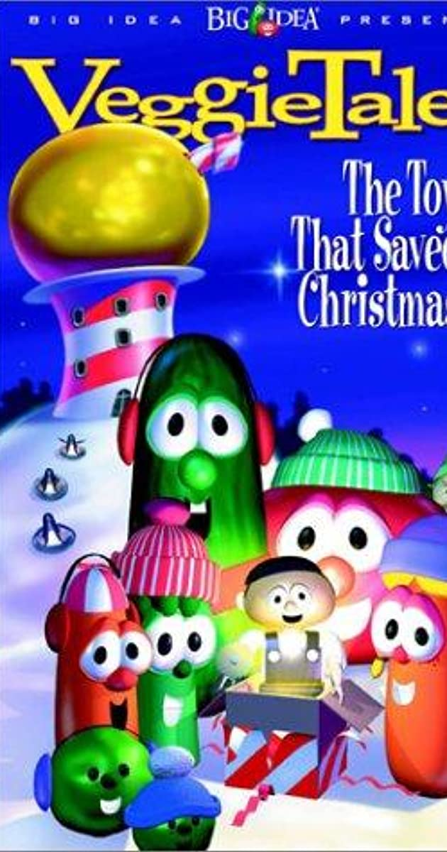 """VeggieTales"" The Toy That Saved Christmas (TV Episode ..."