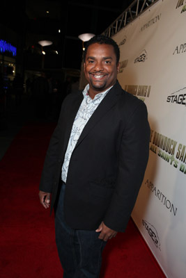 Alfonso Ribeiro at The Boondock Saints II: All Saints Day (2009)