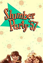 Slumber Party '57 Poster