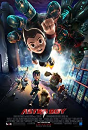 Astro Boy (2009) Poster - Movie Forum, Cast, Reviews