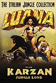 Luana, the Girl Tarzan Poster