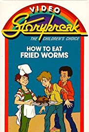 How to Eat Fried Worms Poster