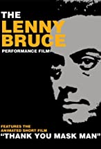 Primary image for Lenny Bruce in 'Lenny Bruce'