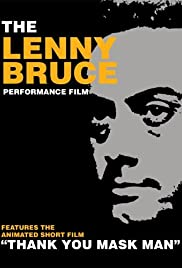 Lenny Bruce in 'Lenny Bruce' Poster