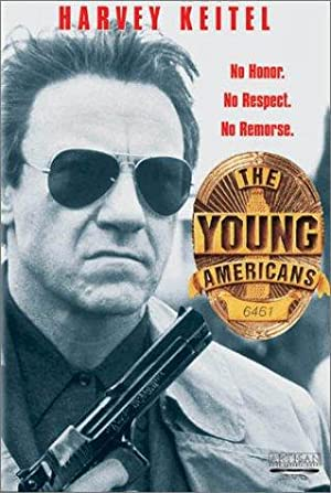 The Young Americans poster