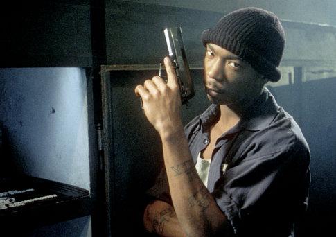 Ja Rule in Half Past Dead (2002)