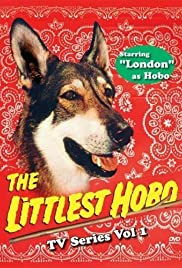 The Littlest Hobo Poster