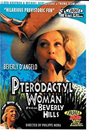Pterodactyl Woman from Beverly Hills(1997) Poster - Movie Forum, Cast, Reviews