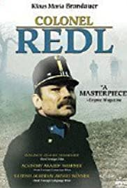 Colonel Redl Poster