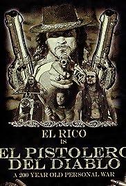 El pistolero del diablo Poster