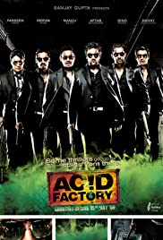 Acid Factory (2009) Poster - Movie Forum, Cast, Reviews
