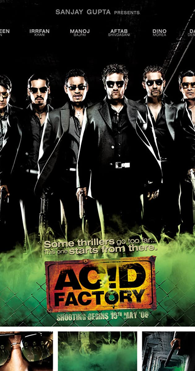 Acid Factory 2009 Hindi DvDRip x264 AC3 5 1 - Hon3y