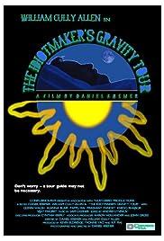 The Idiotmaker's Gravity Tour Poster