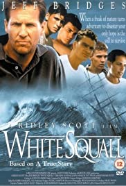 White Squall Poster