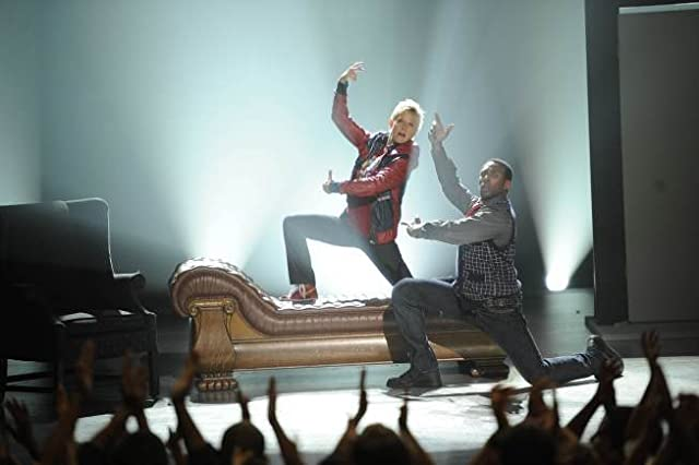 Ellen DeGeneres and Stephen Boss in So You Think You Can Dance (2005)