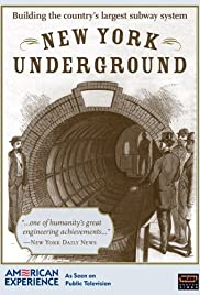 New York Underground Poster