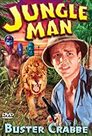 Jungle Man Poster