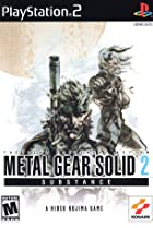 Image of Metal Gear Solid 2: Substance