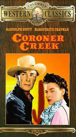 Coroner Creek Poster