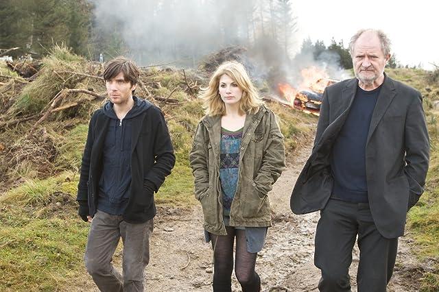 Jim Broadbent, Cillian Murphy, and Jodie Whittaker in Perrier's Bounty (2009)
