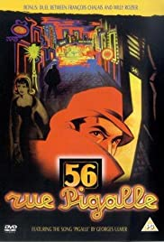 56, rue Pigalle Poster