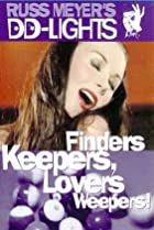 Image of Finders Keepers, Lovers Weepers!