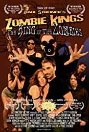 Zombie Kings: The King of the Zombies Poster