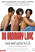 Image of No Ordinary Love